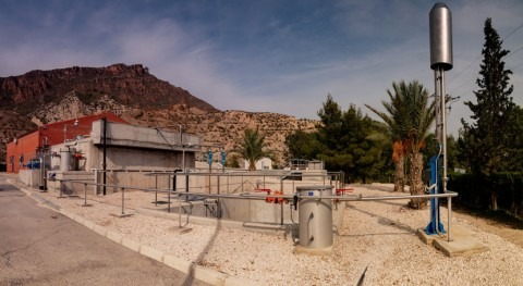 Murcia proyecta Blanca sistema avanzado depuración través humedales artificiales