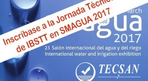Jornada Técnica IBSTT SMAGUA 2017
