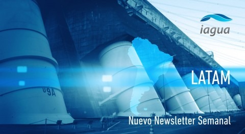 iAgua lanza nuevo newsletter semanal mejor información sector agua LATAM
