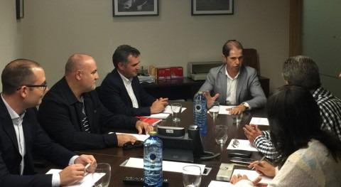 """CHMS avanza proyecto """"Risc Miño-Limia"""" toma decisiones fenómenos extremos"""