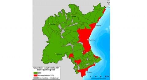 protección jurídica aguas subterráneas pesticidas y nitratos