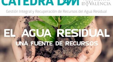 I Conferencia Cátedra DAM: Gestión Integral y Recuperación Recursos Agua Residual