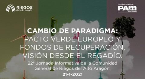 Saint-Gobain PAM, patrocinador 22 Jornada Informativa Riegos Alto Aragón