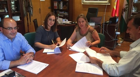 Aguas Guadix renueva contrato Bacor Olivar y Balcones