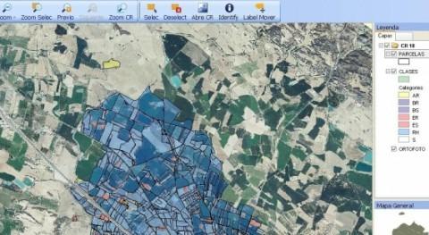 Gobierno Aragón ofrece sistema información geográfica comunidades regantes