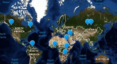 10 embalses más grandes mundo