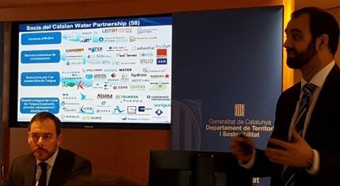 Se publica estudio sector Agua Cataluña: 4.480M €, 2,2 % PIB catalán