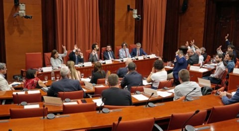 Parlament catalán valida decreto creación ente público gestionar ATLL