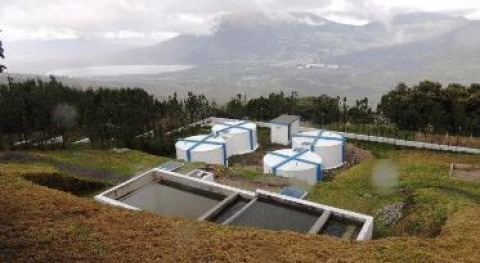 Se inaugura obra rápido impacto proyecto Pesillo-Imbabura