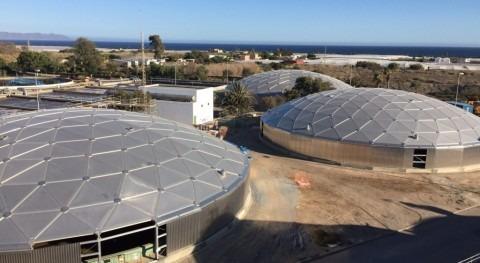JSF Hidráulica finaliza primera fase desodorización EDAR Bobar