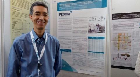 IPROMA presenta últimos avances estudio microcontaminantes orgánicos