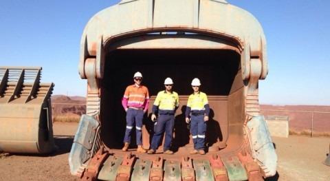 Newman Water Treatment Plant, desaladora desierto australiano