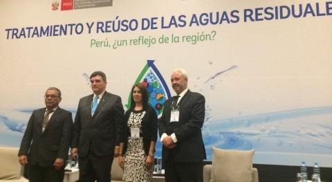 Saneamiento y planificación hidrológica Latinoamérica: Aproximación Banco Mundial y MAPAMA