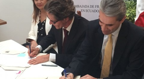 EPMAPS, primera empresa pública Ecuador recibir crédito AFD garantía soberana