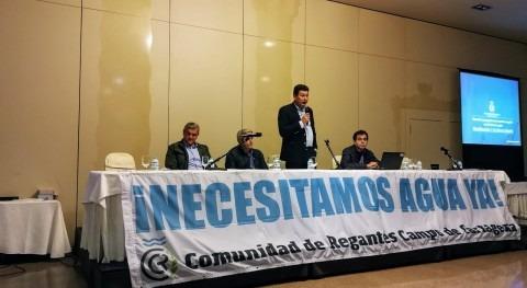 Campo Cartagena se paralizará 7 Marzo manifestación Madrid