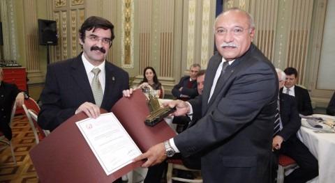 CHE recibe I Premio Manuel Lorenzo Pardo Buenas Practicas Gestión Agua