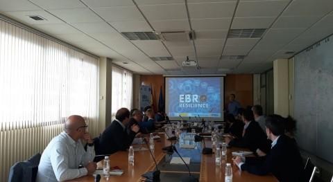 Proyecto Ebro Resilience se presenta municipios ribereños riojanos