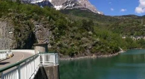 CHE adjudica obra adecuación desagües fondo presa Búbal (Huesca)