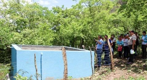 Sistemas infiltración agua lluvia garantizar agua Occidente