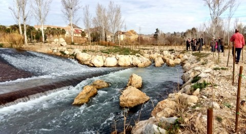 Sequía, cambio climático y río Segura
