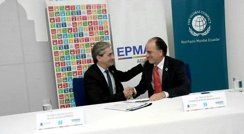 EPMAPS – Agua Quito asume liderazgo Gestión Sostenible Agua Ecuador