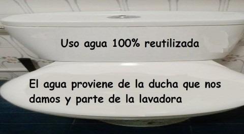 Datos reutilización y recogida agua