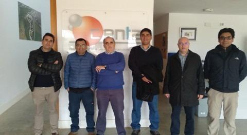 """Técnicos """"Consorcio Saneamiento Colquepata"""" visitan instalaciones CENTA"""