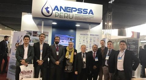 Misión conjunta CWP explorar oportunidades sector Agua Perú