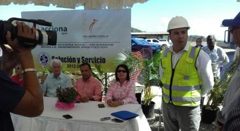Visita ETAP Peravia parte INAPA República Dominicana