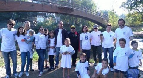 Aguas Valencia y Oceanogràfic estudian poblaciones autóctonas galápago Turia