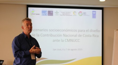 Escenarios futuros guiar contribución prevista determinada Costa Rica
