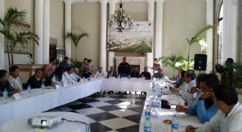 Gestionan Conagua y Consejos Cuenca trabajos y obras Sonora