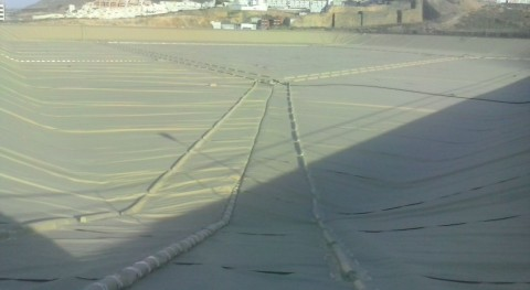 Ha comenzado montaje cubierta flotante Floatec® ETAP Salteras