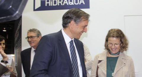 Hidraqua presenta soluciones sostenibles y tecnológicas EFIAQUA