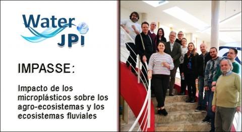 IMDEA Agua acoge reunión anual proyecto IMPASSE impacto microplásticos