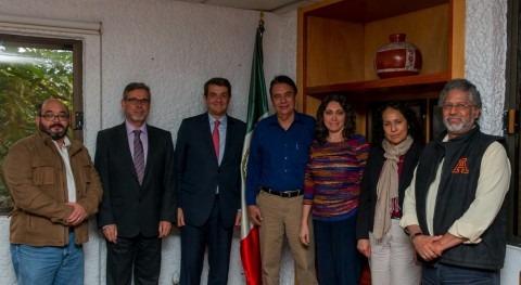 Convenio colaboración IMTA-Grupo TRAGSA