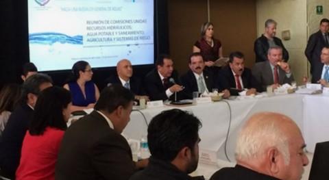 IMTA participa reunión torno nueva Ley General Aguas México