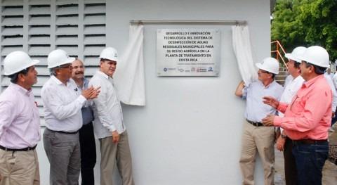 tratamiento aguas ozonificación reúso agricultura llega Sinaloa, México