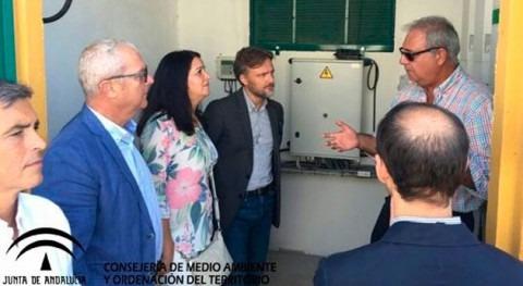 Inaugurada conducción Benalup-Casas Viejas abastecimiento agua Medina Sidonia