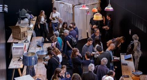 Inaugurada exposición 'Diseños mundo mejor' Roca Barcelona Gallery