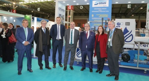 SMAGUA y SPAPER, escaparates potencial tecnológico sector hídrico y papelero