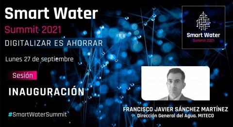 MITECO anuncia Smart Water Summit nueva plataforma digital agua urbana