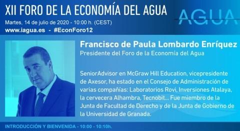 """""""Urge incorporar gestión agua agendas políticas, económicas y empresariales"""""""