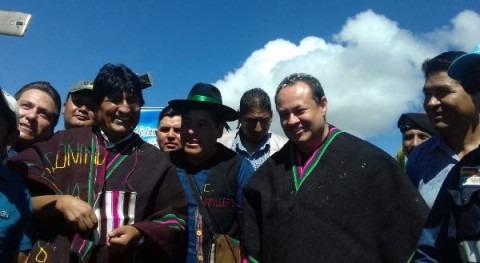 presa y sistema riego mejorarán producción agrícola Mojocoya-Chuquisaca