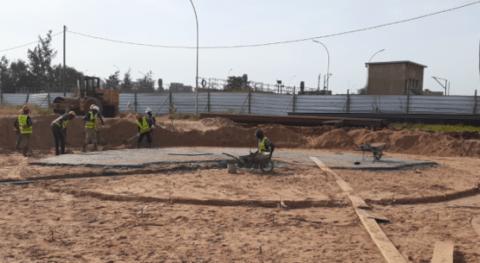 Incatema diseña plan gestión ambiental y social EDAR Cambérène, Senegal
