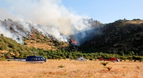 cambio climático, causante futuro aumento incendios Europa mediterránea