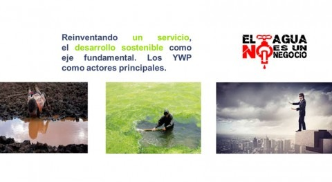 incertidumbre agua. red Young Water Professionals (YWP) y cambio