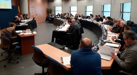 INCLAM, calidad asistencia técnica, acompaña CHE presentación Plan sequía