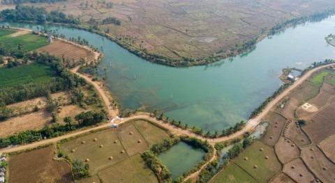India reactiva sistemas tradicionales almacenamiento agua escasez hídrica
