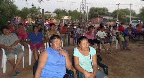 consentimiento indígenas paraguayos, importante Plan Agua Chaco